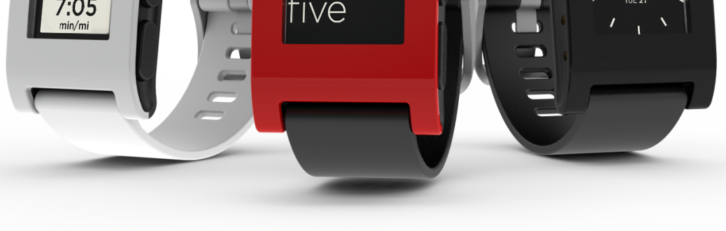 Titelbild Pebble Smartwatches